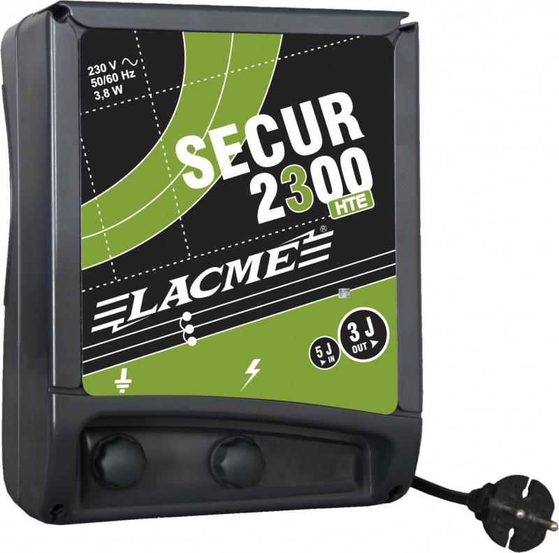 SECUR Classic - Elektrozaun für Hoftiere - Durchschnittsfläche