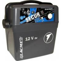 Secur 300 - électrificateur sur accumulateur 12V - pour longues clôtures avec variateur de puissance