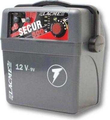 Electrificateur puissant et autonome SECUR - 2 types
