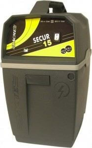 Electrificateur compact SECUR 15