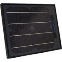 Lacmé Panel solar de 14w con soporte retráctil
