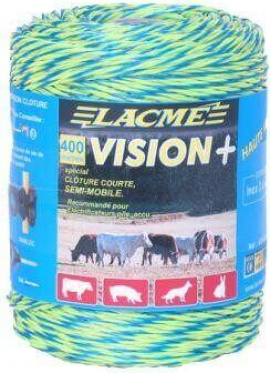 Gamme fluo - fil Vision+ fluorescent - 400m