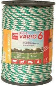 Gamme Vario - clôture courte - 3 modèles