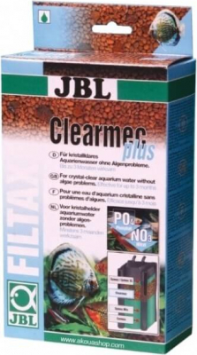 JBL ClearMec Plus Filter Material for Removal of Nitrites, Nitrates and Phosphates