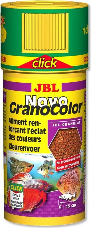 JBL NovoGranoColor Granulés pour petits poissons