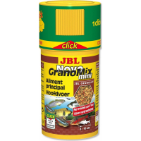 JBL NovoGranoMix mini-granuli per pesci d'acquario piccoli