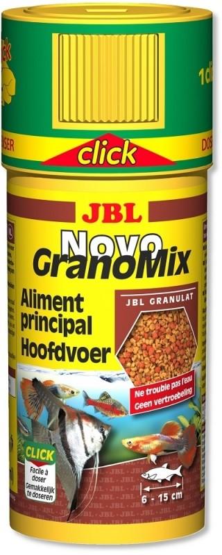 JBL NovoGranoMix Granulés pour petits poissons