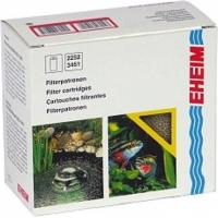 Cartouche filtrante (x2) pour filtre Eheim Powerline 2252 et 3451