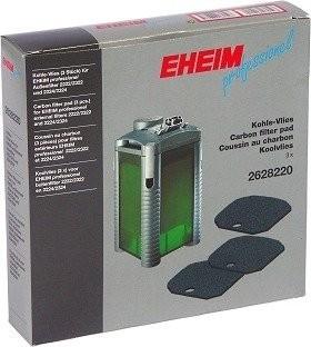 Coussins de mousse au charbon actif x3 pour filtre Eheim 2222, 2224, 2322, 2324
