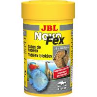 JBL NovoFex Cubes de tubifex lyophilisés