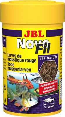 JBL NovoFil Larves rouges de moustiques lyophilisées