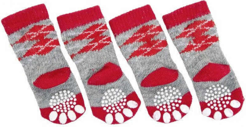 Non Slip Dog Socks