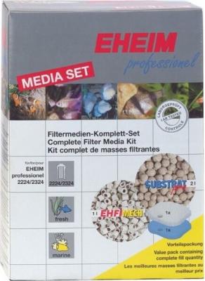 Kit de masses filtrantes pour filtre Eheim Professionel 2224 2324 et eXpérience 150 et 250