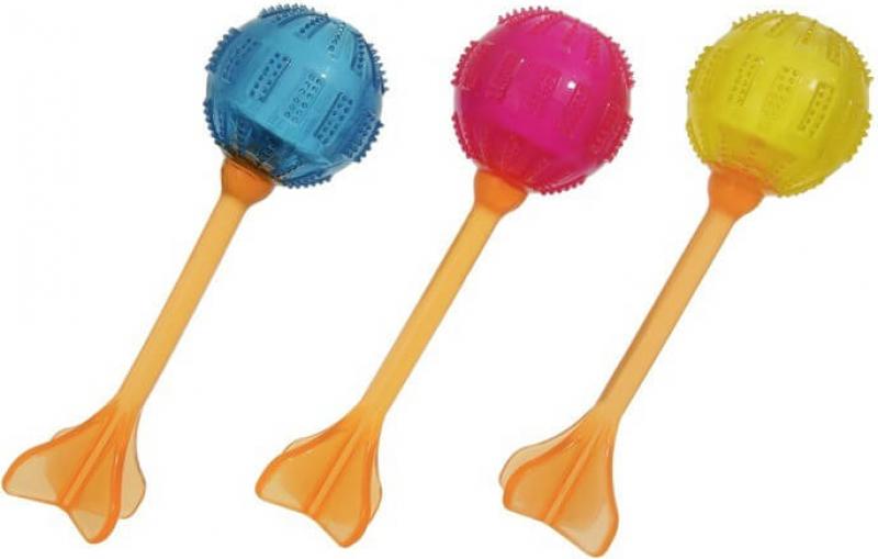 Dartball - jouet pour chiens Good4fun - résistant