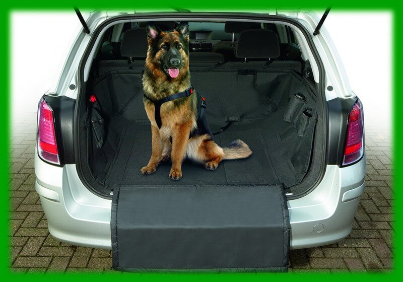 couverture de protection car safe deluxe accessoires voiture chien. Black Bedroom Furniture Sets. Home Design Ideas
