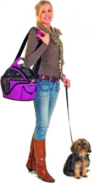 Corbeille et sac de transport tout en un