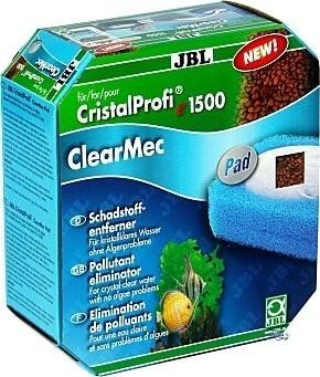 ClearMec plus Pad - Billes pour filtres CristalProfi e1500