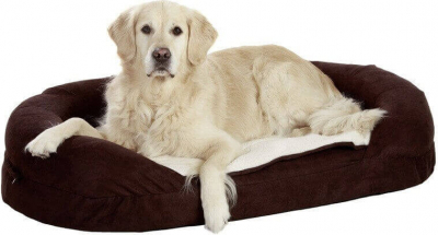 Orthopaedic Bed - Brown