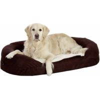 Corbeille Orthopédique pour chien Bed MARRON