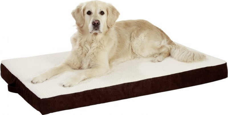 matelas m moire de forme pour chien ortho bed. Black Bedroom Furniture Sets. Home Design Ideas