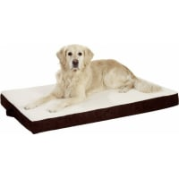 Matelas à mémoire de forme pour chien Ortho Bed