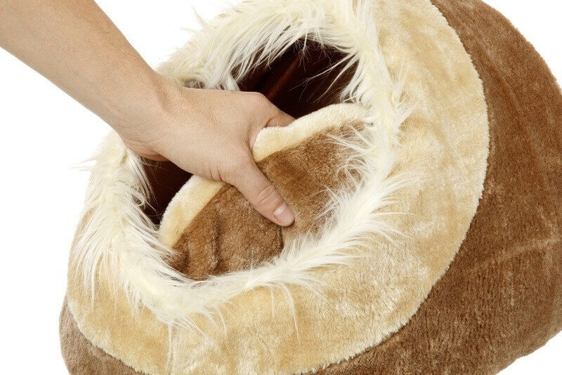 Niche Mandy - idéal pour chiots, petits chiens ou chats