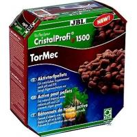 TorMec tourbe active pour filtre CristalProfi e1500