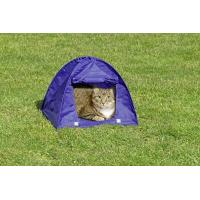 Tienda para gatos Kitty Champ plegable