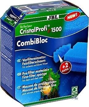 Kit mousses de filtration CombiBloc pour filtres CristalProfi e1500