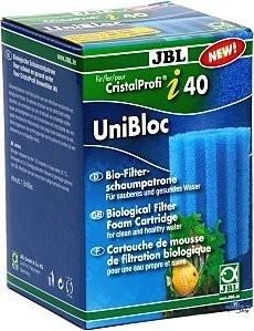 Mousse de filtration UniBloc pour filtre CristalProfi i40