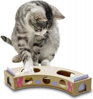 Smart Cat virage - juguete de habilidad para gato