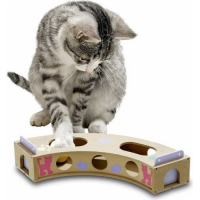 Smart Cat virage - jouet d'éveil du chat