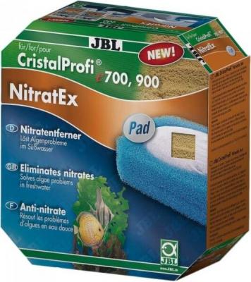 NitratEx Pad para filtros  CristalProfi e700 / e900