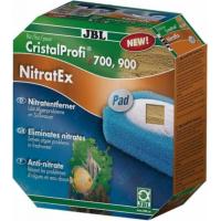 NitratEx Pad pour filtres CristalProfi e700 / e900