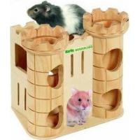 Casa Castillo fuerte para roedores