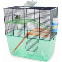 Cage pour gerbille et autres rongeurs