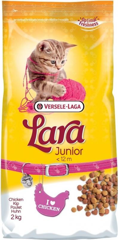 Croquettes Lara Junior - goût poulet