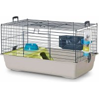 Cage Nero 3 Deluxe pour Lapin et Cochon d'Inde 100cm