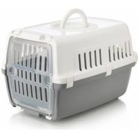 Caisse de transport ZEPHOS pour chat et petit chien (2)