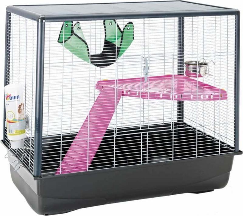 Cage Zeno 2 et 3 Knock Down pour Rat et Furet