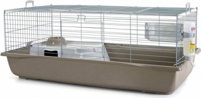 Nero 4 Rabbit and Guinea Pig Cage with Accessories