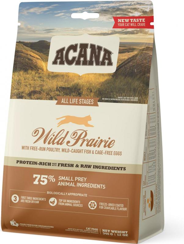 ACANA Wild Prairie pour chat
