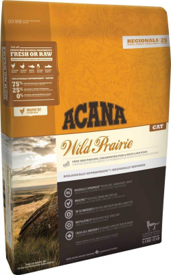 Acana Wild prairie cat & kitten