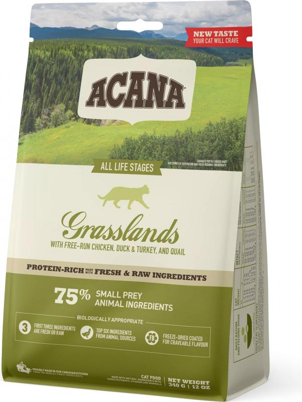 ACANA Grasslands pour chat
