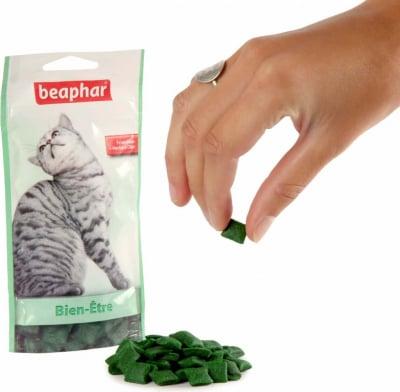 Friandises Bien être à l'herbe à chat