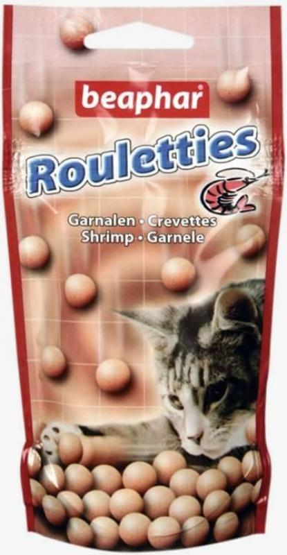 Friandises Rouletties crevettes