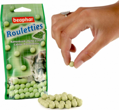 Friandises Rouletties herbe à chat