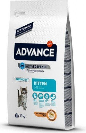 Advance Baby Protect Kitten Poulet & Riz pour Chaton