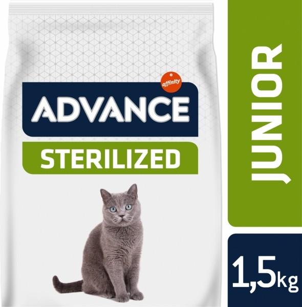 Advance Young Sterilized pour Chaton & Jeune Chat Stérilisé