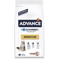Advance Adult Sensitive au Saumon pour Chat Adulte